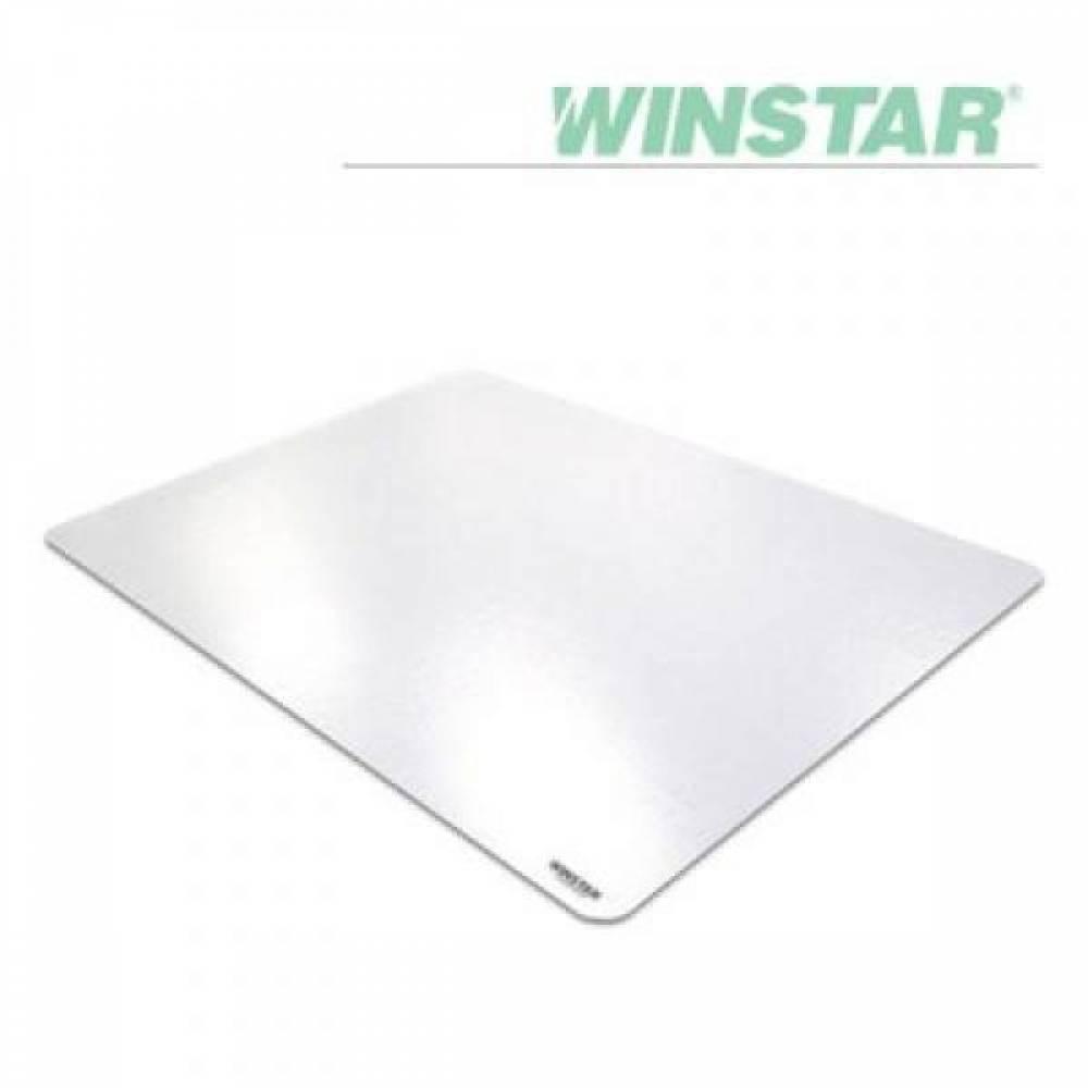 윈스타 고투명 810X500 A1 데스크 고무매트 데스크매트/책상패드