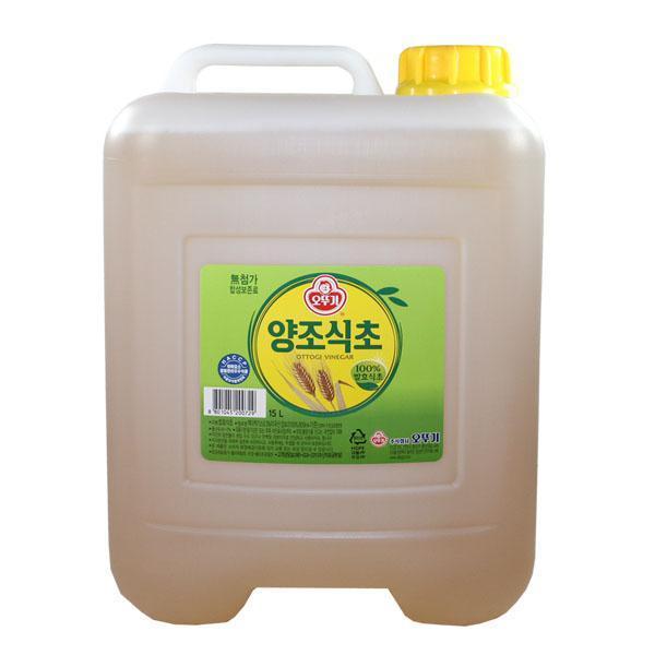 (무)오뚜기 양조식초(대)15LX1개