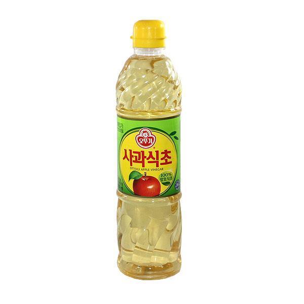 (무)오뚜기 사과식초900mlX15개(1박스)