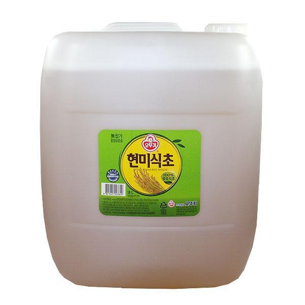 (무)오뚜기 현미식초(대)18LX1개