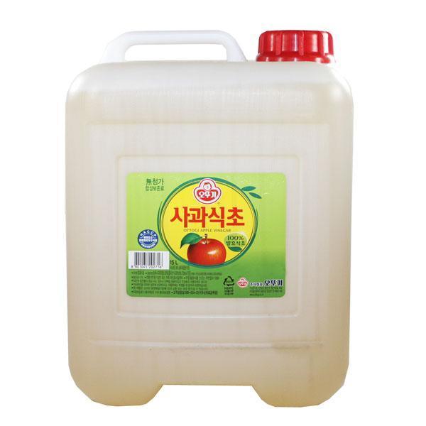 (무)오뚜기 사과식초(대)15LX1개