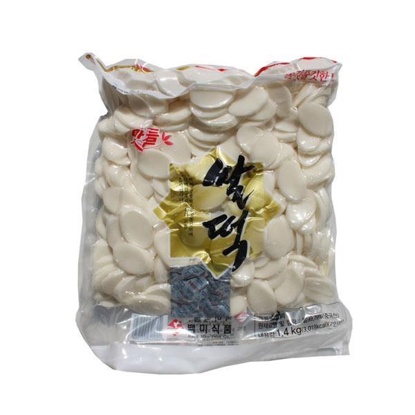 백미떡국떡 1.4kg