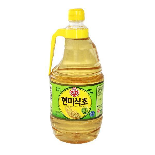 (무)오뚜기 현미식초1.8LX6개