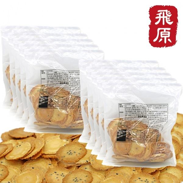 센베과자 삼베과자 두부 미니 전통과자 센베이 전병 옛날과자 10봉지