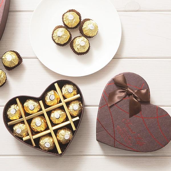 러브하트 페레로로쉐 T10 초콜릿 초콜렛 발렌타인데이