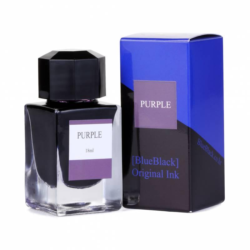블루블랙 오리지널 병 잉크 퍼플 Purple