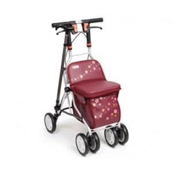 노인 의료용 보행기 성인용보조기 할머니유모차 전동휠체어