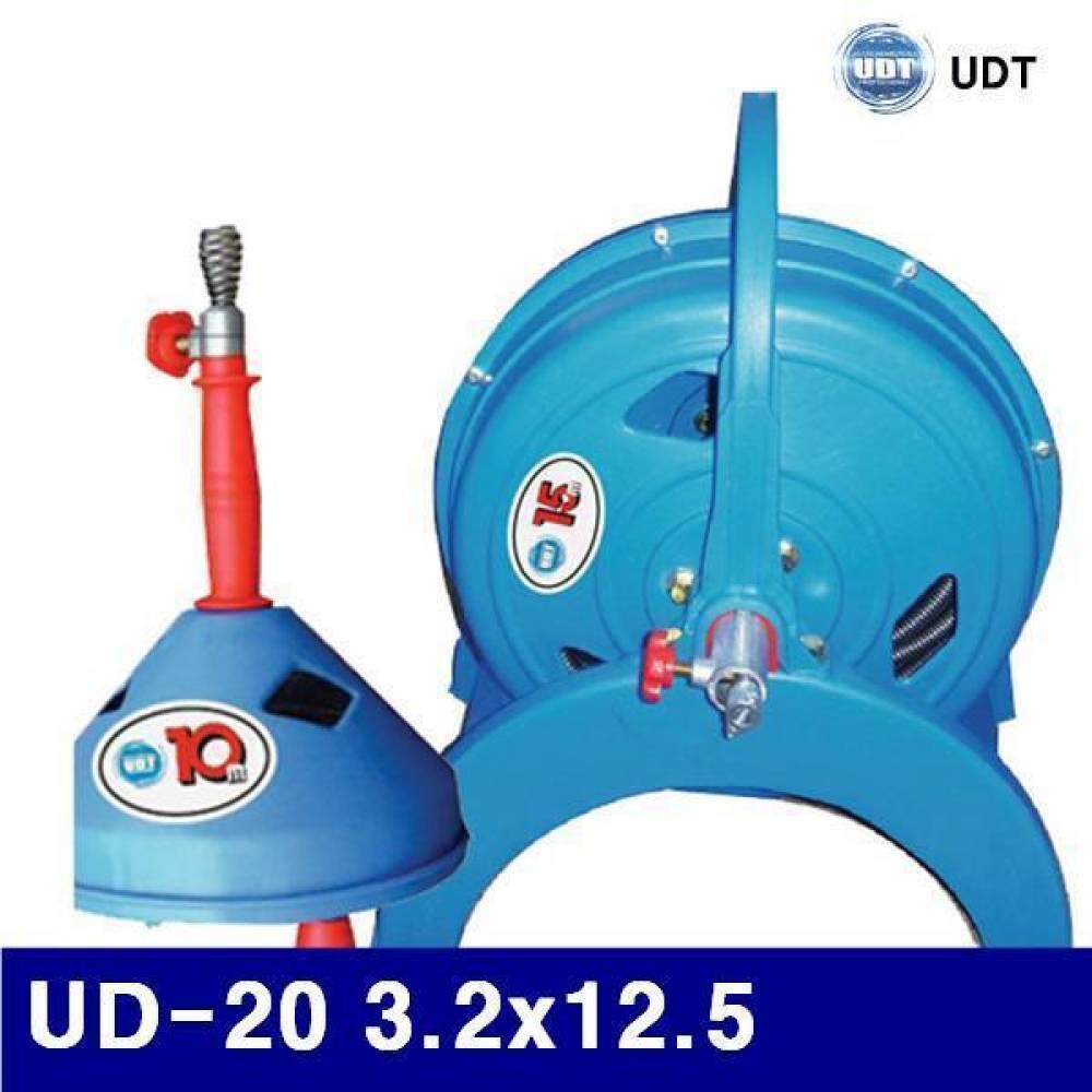 (화물착불)UDT 5012204 스프링청소기 UD-20 3.2x12.5  (1EA)